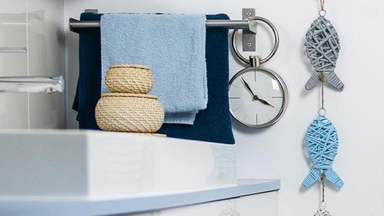 Prenova: iz modre v morsko kopalnico