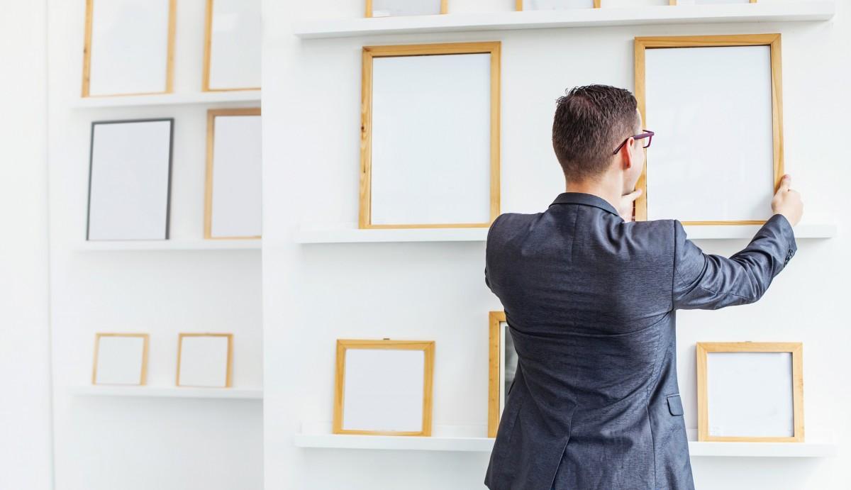 10 predlogov za postavitev slik
