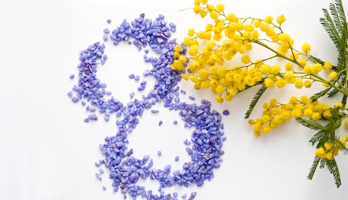 Mimoza za osmi marec