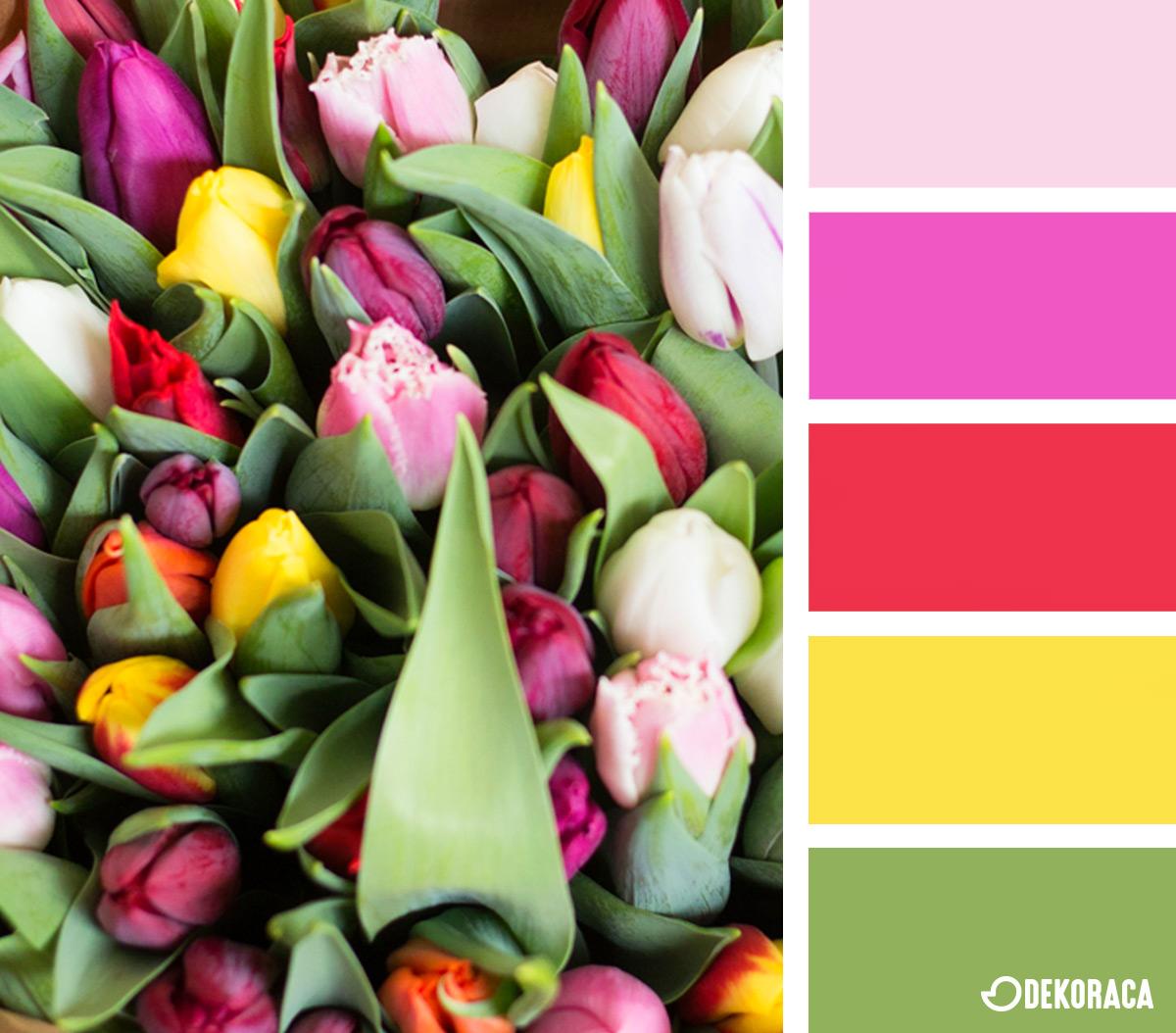 Dobrodošle barve pomladi
