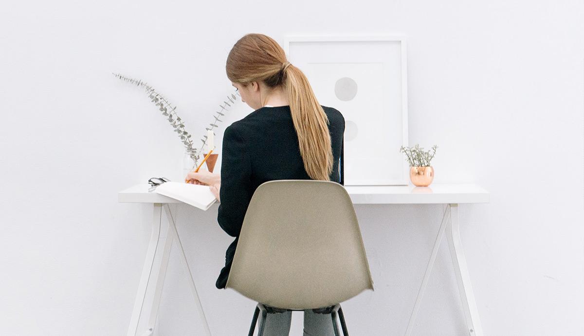 Pisalna miza v skladu s filozofijo feng shui