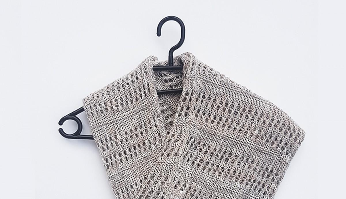Pravilno obešanje puloverjev