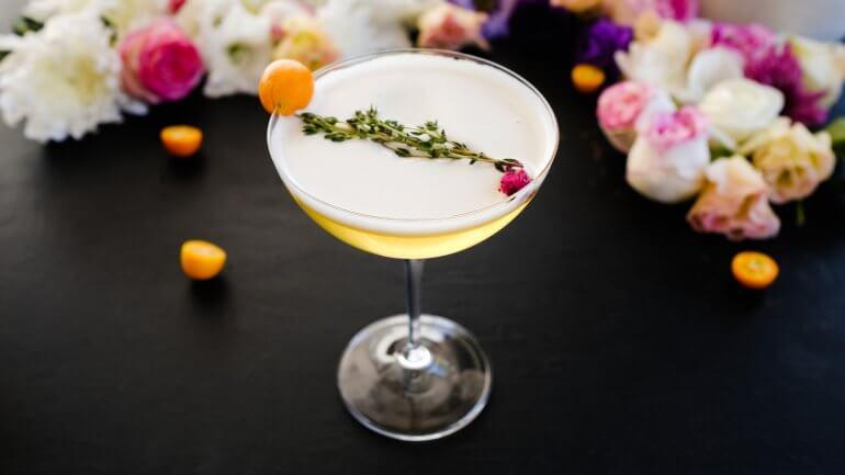 Recept: Koktajl mimoza