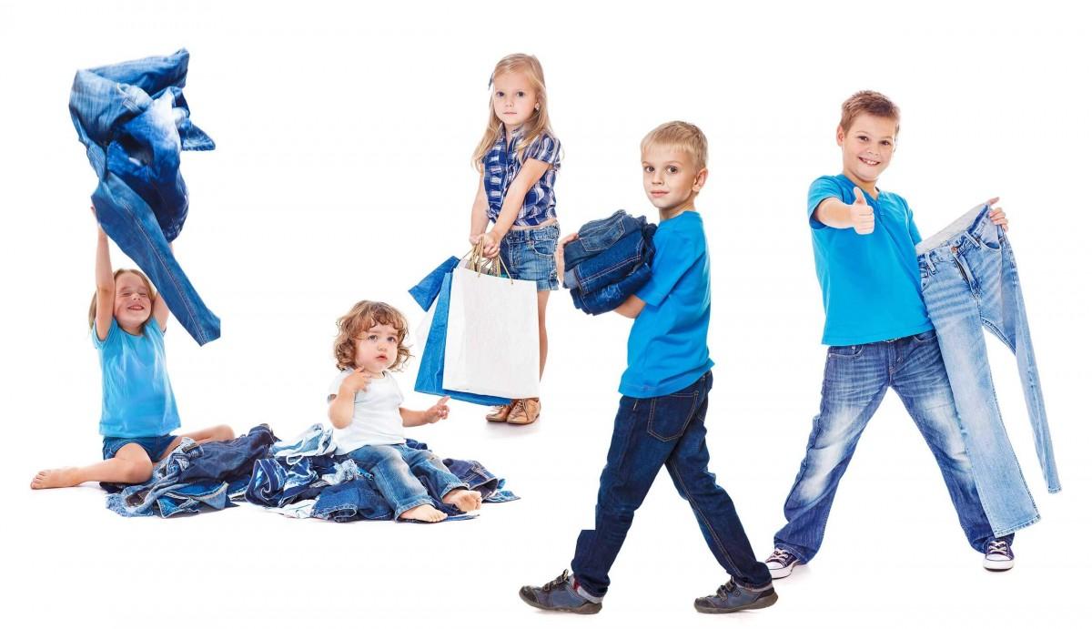 Dodatki za dom iz uničenih otroških kavbojk