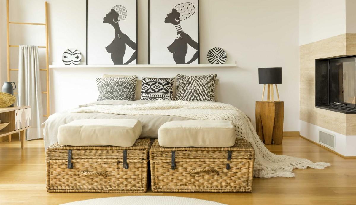 6 praktičnih primerov večnamenske rabe pohištva