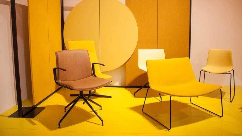 Trendi 2018-2019: Drzni odtenki barv v interieru